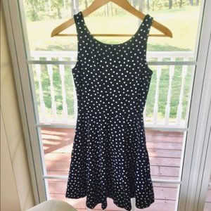 H&M polka dot dress